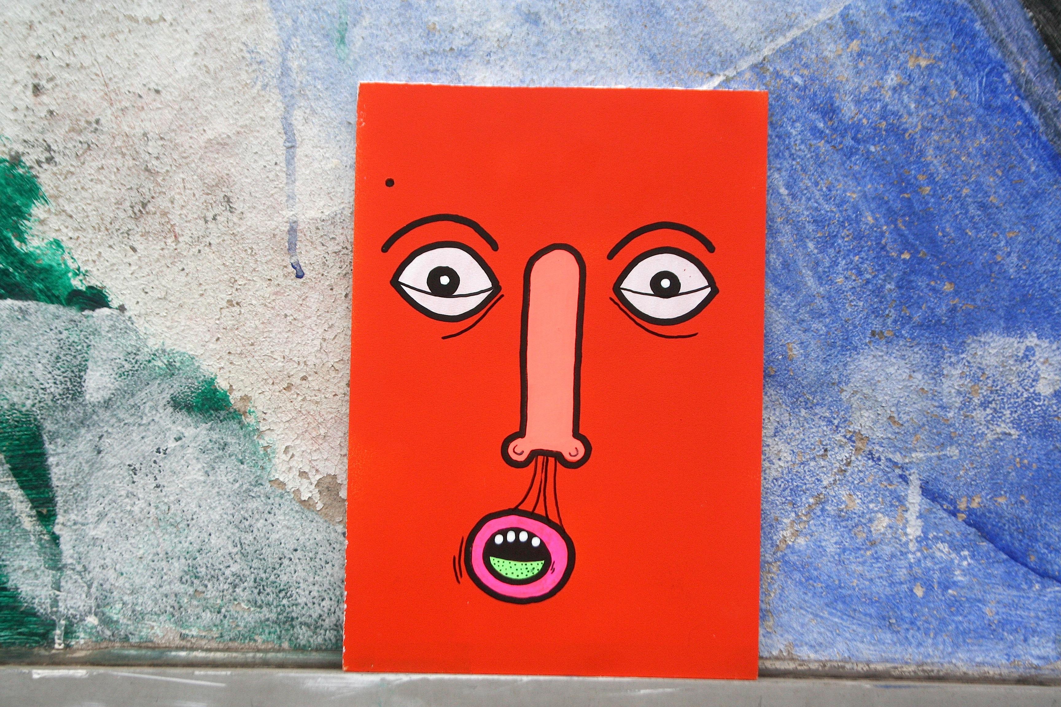 Free Art Dropout 1