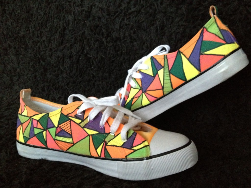 Back 2 the 80´s Shoes