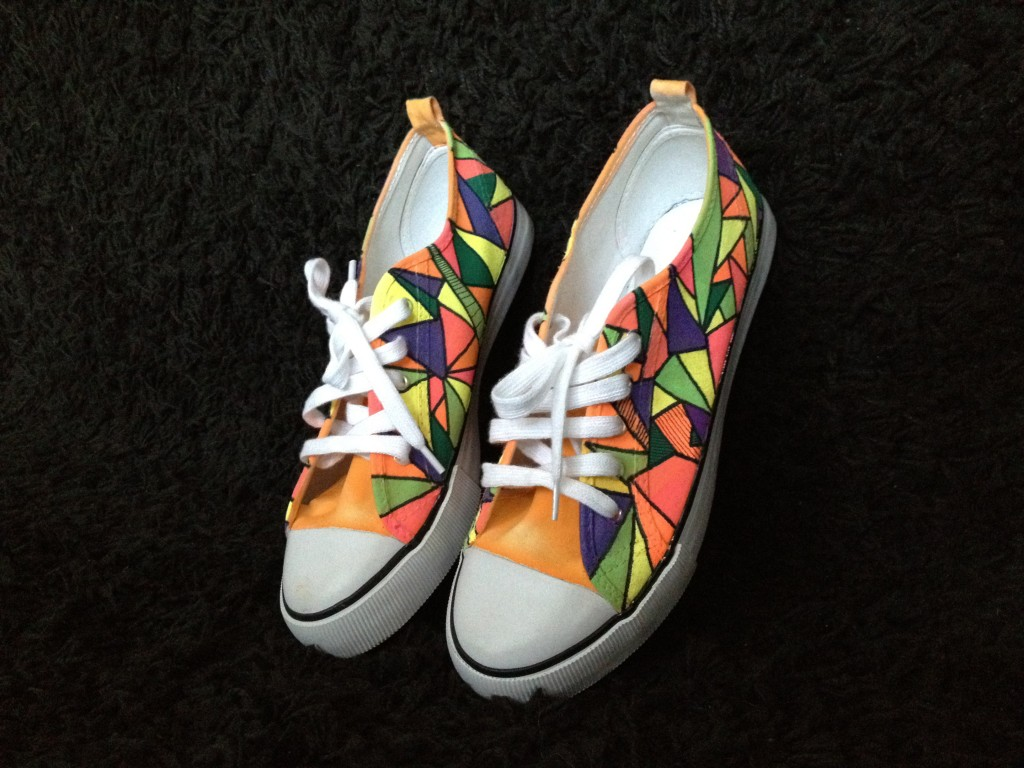 Back 2 the 80´s Shoes 3