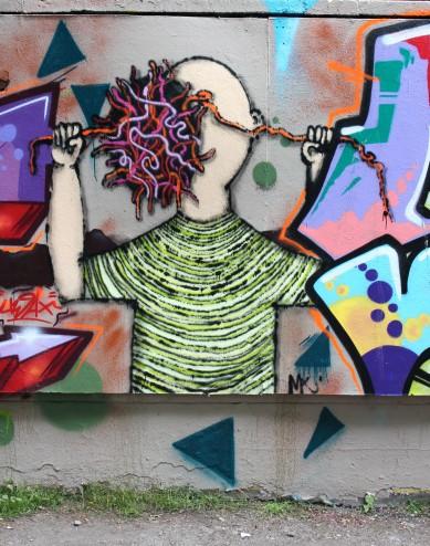Graffiti Wall 2