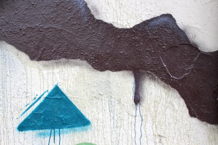 Graffiti Wall 5 Details